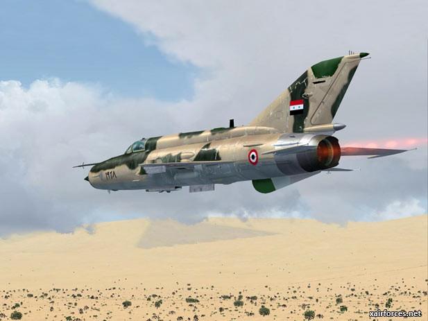 Chiếc MiG-21 lạ xuất hiện ở Syria: Chìa khóa chiến thắng chiến tranh 8 năm? - Ảnh 2.