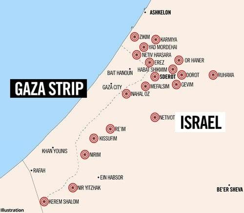 Israel tuyên bố chuẩn bị tấn công Gaza: Lửa xung đột bùng cháy? - Ảnh 1.