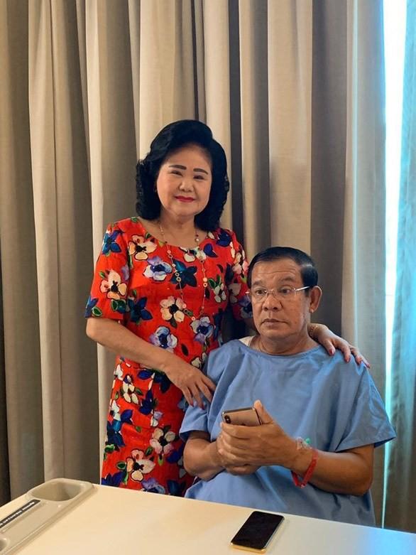Thủ tướng Campuchia Hun Sen: Tôi sẽ sống thêm 40 tuổi - Ảnh 1.