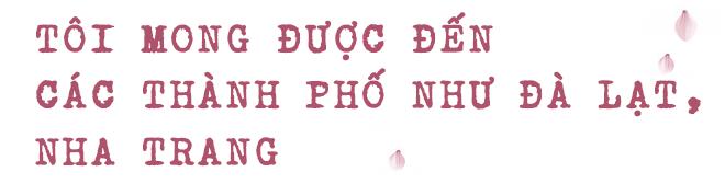 Lý Tử Thất trả lời độc quyền báo Việt Nam, hé lộ cuộc sống thực sau những hình đẹp như tiên cảnh - Ảnh 12.
