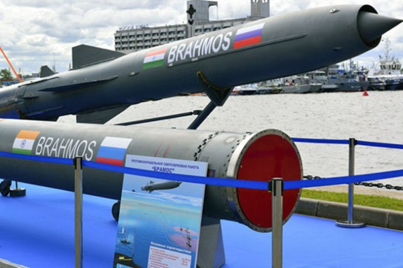 Ấn Độ hoàn thành thử nghiệm tên lửa diệt hạm BrahMos nâng cấp - Ảnh 1.