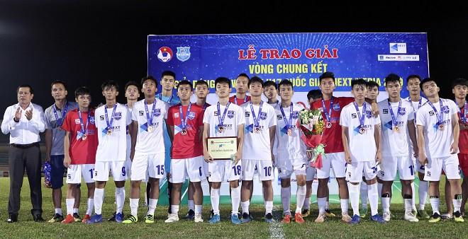 Gục ngã trước Thanh Hóa, đàn em Công Phượng lỡ hẹn trận chung kết - Ảnh 1.