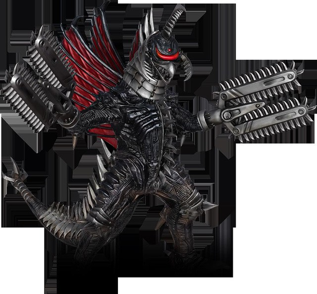 Siêu quái vật ngoài hành tinh Gigan: Đồng minh thân cận của King Ghidorah trong MonsterVerse - Ảnh 1.