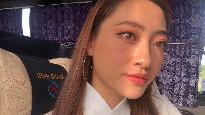 Nữ sinh Ngoại thương là ứng viên nặng ký của vương miện Hoa hậu thế giới Việt Nam 2019: IELTS 7.5, học sinh đội tuyển HSG Quốc gia Toán - Ảnh 4.