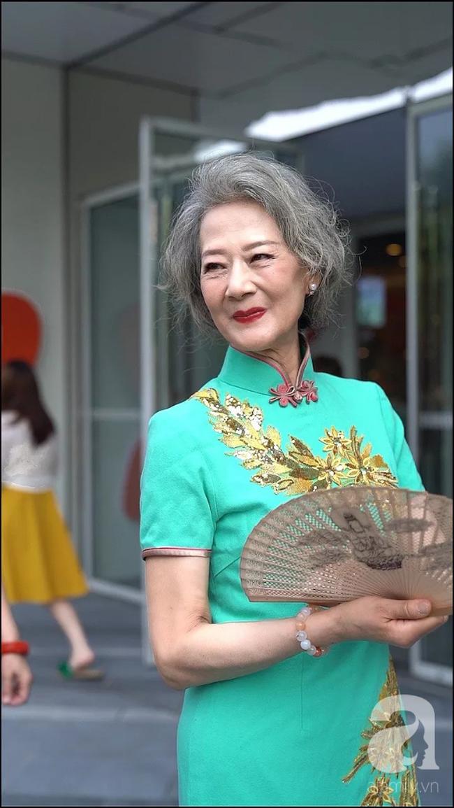Chất như 4 bà ngoại Trung Quốc: Lúc trẻ làm to, về già theo đuổi nghiệp người mẫu để giữ khí chất sang chảnh của thiếu phu nhân - Ảnh 5.