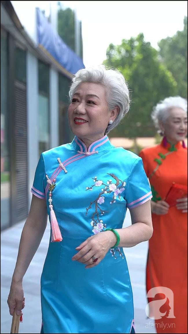 Chất như 4 bà ngoại Trung Quốc: Lúc trẻ làm to, về già theo đuổi nghiệp người mẫu để giữ khí chất sang chảnh của thiếu phu nhân - Ảnh 6.