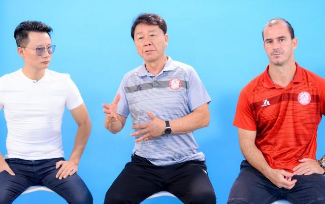 HLV Chung Hae Soung nói về giấc mơ World Cup của bóng đá Việt Nam - Ảnh 1.