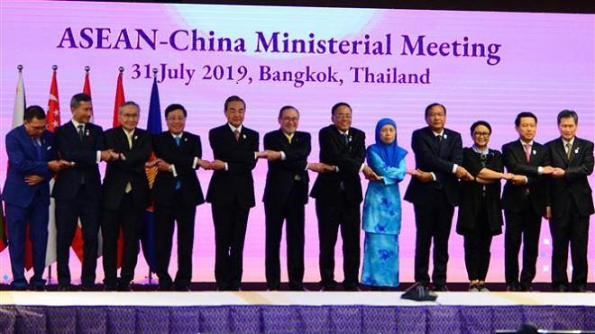 Phó Thủ tướng Phạm Bình Minh lên án hành động của tàu Trung Quốc ở Biển Đông - Ảnh 1.