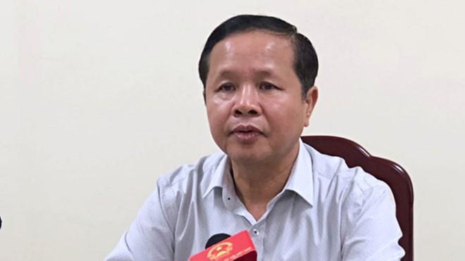 Cảnh cáo Phó Chủ tịch tỉnh Hòa Bình, đề nghị Ban Bí thư kỷ luật Giám đốc Sở GD-ĐT - Ảnh 2.