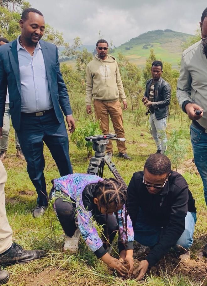 Kỷ lục đáng nể của Lục địa Đen: Trong 12 giờ, Ethiopia trồng được 350 triệu cây xanh - Ảnh 5.