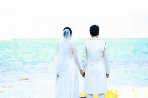 Ông hoàng nhạc sến Ngọc Sơn bất ngờ tung ảnh cưới, úp mở chuyện lấy vợ ở tuổi U50 - Ảnh 5.