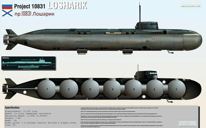 Chọn cái chết để tàu ngầm được sống: 14 thủy thủ Nga đã hy sinh đầy dũng khí! - Ảnh 1.