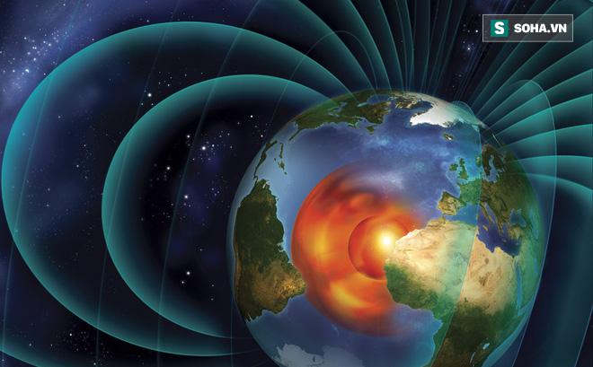 Từ trường Trái Đất biểu hiện bất thường: 'Địa ngục' 5000 độ trong lòng đất 'có bệnh'? - ảnh 1