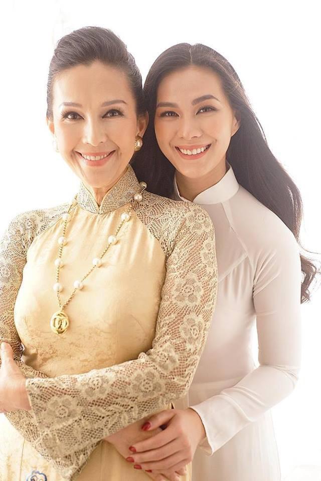 Ngỡ ngàng với diện mạo xinh đẹp của các ái nữ nhà sao Việt: Toàn là những mỹ nhân hàng đầu, sở hữu cuộc sống sang chảnh ai cũng ghen tị - Ảnh 11.