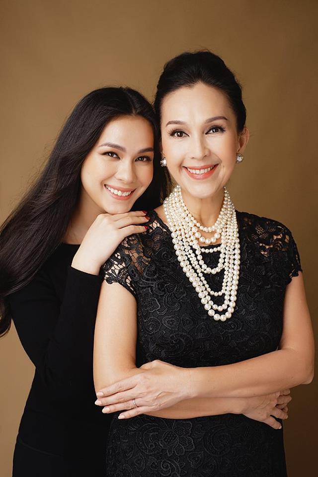 Ngỡ ngàng với diện mạo xinh đẹp của các ái nữ nhà sao Việt: Toàn là những mỹ nhân hàng đầu, sở hữu cuộc sống sang chảnh ai cũng ghen tị - Ảnh 12.