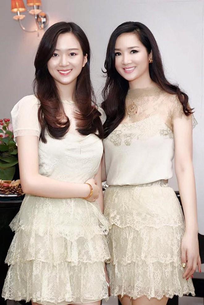 Ngỡ ngàng với diện mạo xinh đẹp của các ái nữ nhà sao Việt: Toàn là những mỹ nhân hàng đầu, sở hữu cuộc sống sang chảnh ai cũng ghen tị - Ảnh 4.