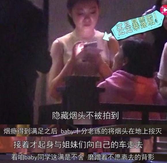 Angelababy bị chỉ trích vì hành động nhạy cảm giữa lúc ông xã Huỳnh Hiểu Minh đang vi vu nước ngoài cùng Lưu Diệc Phi - Ảnh 4.