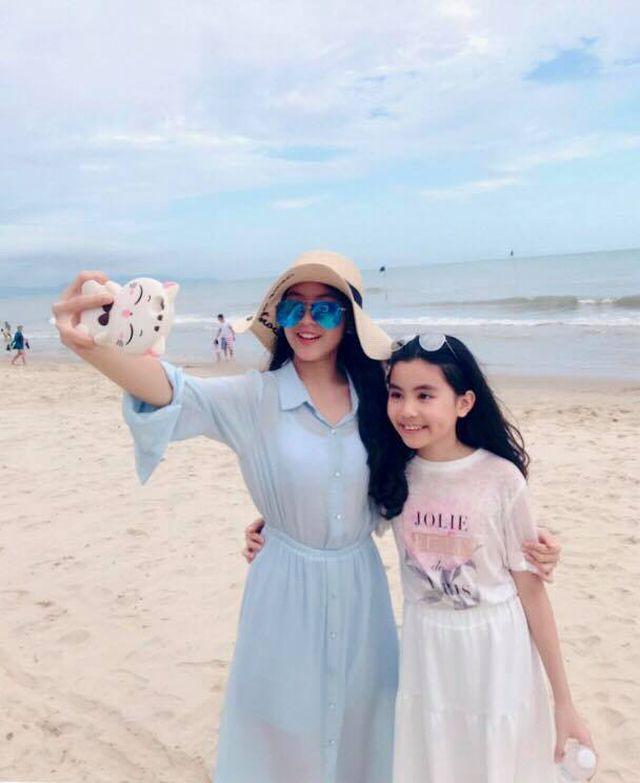 Ngỡ ngàng với diện mạo xinh đẹp của các ái nữ nhà sao Việt: Toàn là những mỹ nhân hàng đầu, sở hữu cuộc sống sang chảnh ai cũng ghen tị - Ảnh 33.