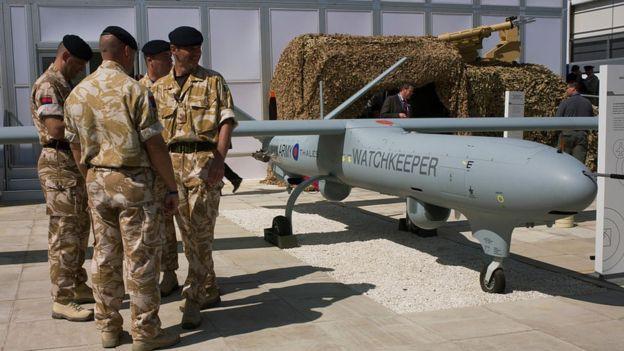 BQP Anh tiết lộ: Máy bay hiện đại hơn 7,2 triệu USD bị hạ bởi... thân cây - Ảnh 1.