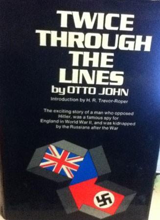 Trùm phản gián Otto John và cuộc đào thoát thế kỷ - ảnh 2