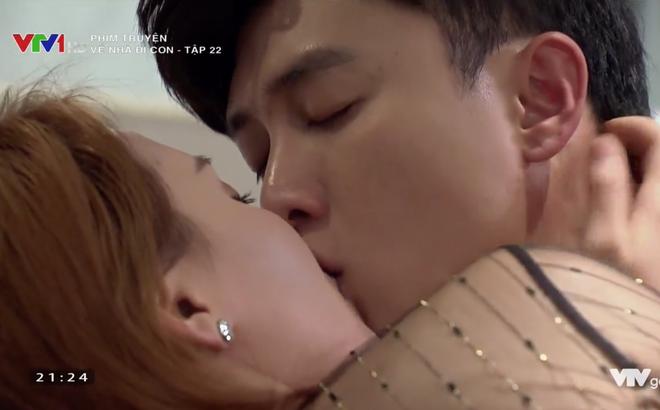 Quốc Trường: Tôi phải hôn Bảo Thanh tới 10 lần một cảnh, còn Quỳnh Nga là 6 lần - Ảnh 4.