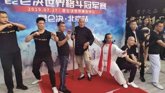 Cao tăng Thiếu Lâm bóc mẽ trò lừa đảo ở giải võ có một không hai tại Trung Quốc - Ảnh 1.
