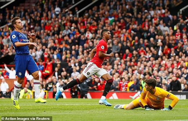HLV Frank Lampard: Thua MU là bài học tàn nhẫn với Chelsea - Ảnh 2.