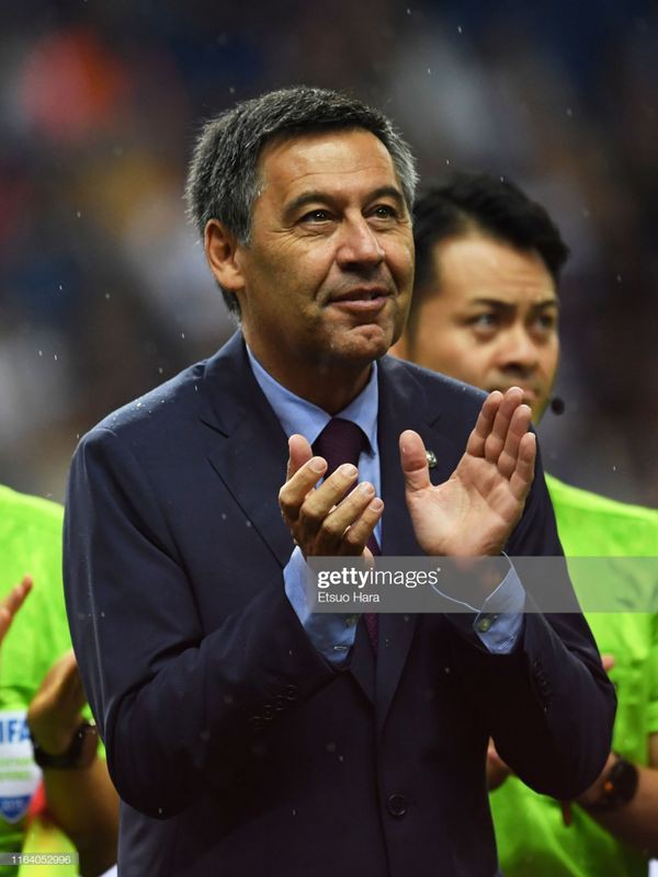 Chủ tịch Barcelona chuẩn bị gặp Neymar ở Liverpool - Ảnh 1.