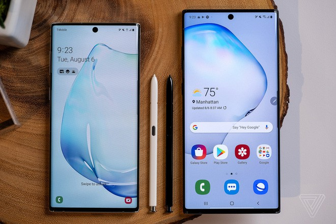 Báo công nghệ quốc tế khen chê gì về cặp đôi Galaxy Note 10 - Ảnh 2.