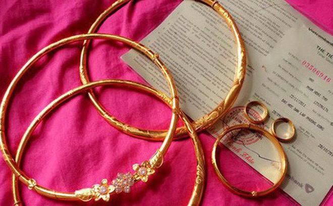 Đúng ngày cưới cô dâu ôm cả thùng tiền mừng cùng vàng và chú rể trả thẳng bố mẹ chồng - ảnh 2