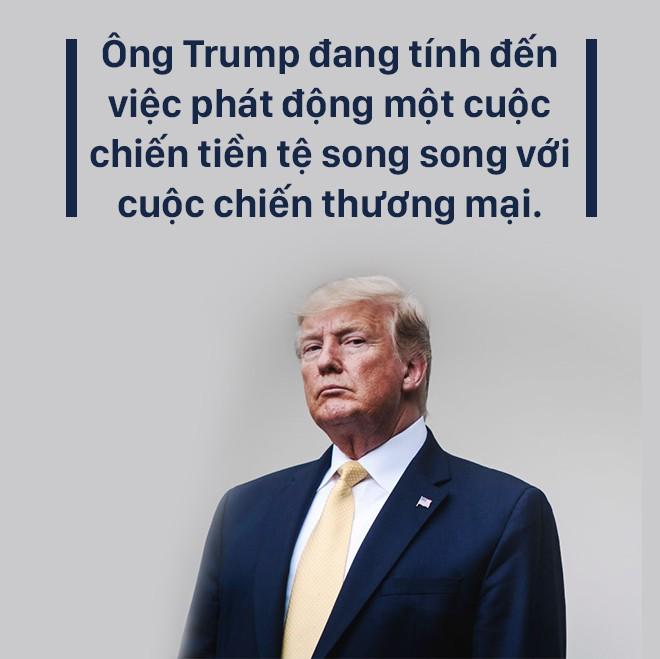 Cuộc chiến kép của ông Trump nhằm hạ gục Trung Quốc: Hồi gay cấn còn ở phía trước - Ảnh 1.