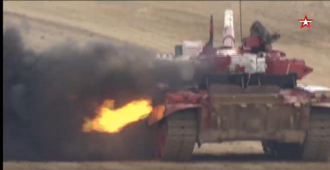 Tank Biathlon 2019: Đặc biệt lo lắng về các sự cố của xe tăng Việt Nam - T-72B3 chưa bao giờ lỗi nhiều như thế - Ảnh 4.