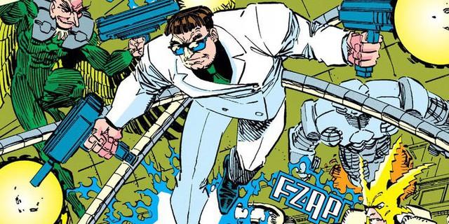 10 trang phục đẹp nhất của Doctor Octopus - kẻ thù nguy hiểm và dai dẳng nhất của Spider-Man - Ảnh 3.