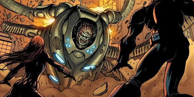 10 trang phục đẹp nhất của Doctor Octopus - kẻ thù nguy hiểm và dai dẳng nhất của Spider-Man - Ảnh 6.