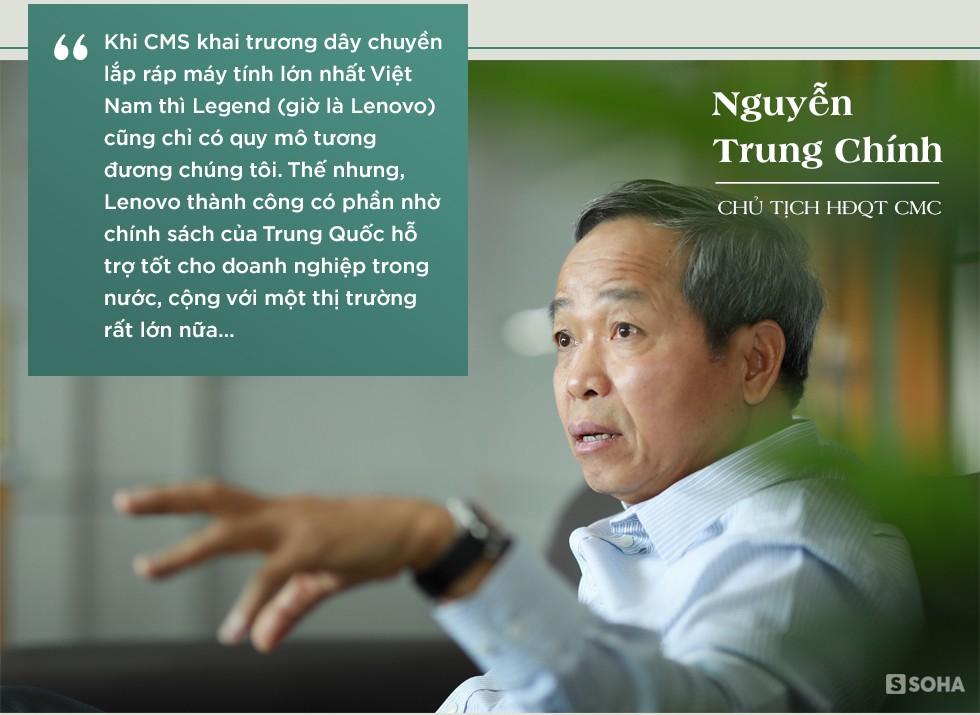 Canh bạc tỷ đô của Chủ tịch CMC Nguyễn Trung Chính - Ảnh 2.