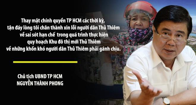 Phó chủ tịch TP.HCM: Xem xét trách nhiệm từng cựu lãnh đạo TP liên quan sai phạm ở Thủ Thiêm - Ảnh 5.