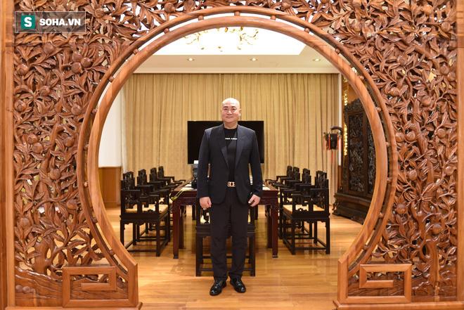 Tài sản khủng của vợ Đường Tăng: Sở hữu hơn 160.000 tỷ đồng, bảo tàng gỗ tử đàn lớn nhất thế giới - Ảnh 5.