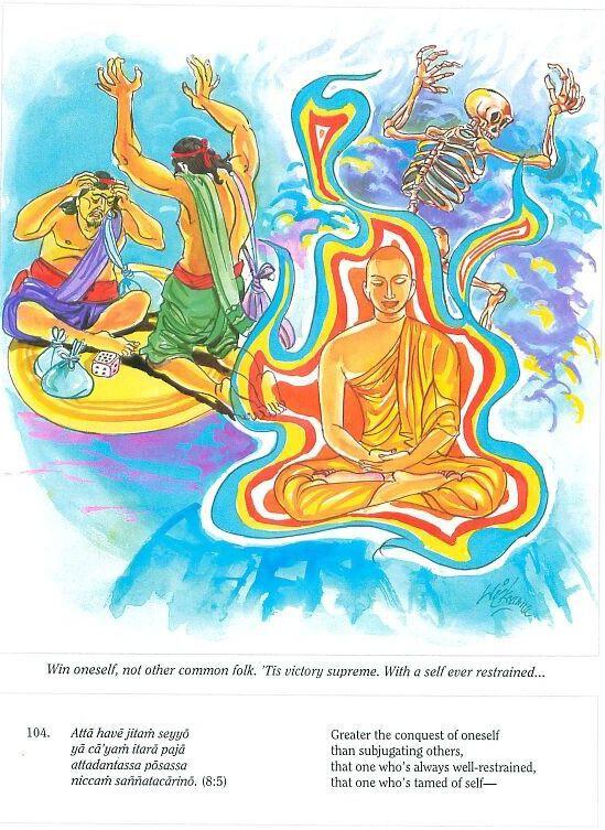 Đức Phật nói có 6 việc xấu không nên làm, tránh được thì nhà nhà yên ấm, giàu có an khang - ảnh 1