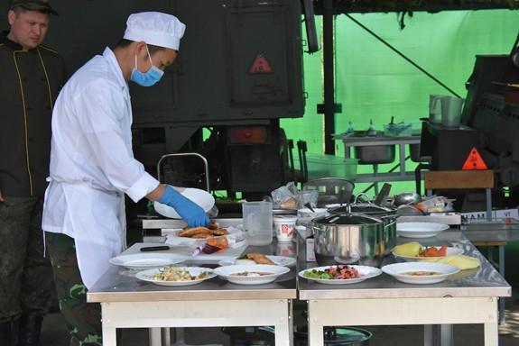 Bếp Dã chiến Việt Nam lập thành tích mới: Hiện tượng - Đội châu Á duy nhất vào vòng cuối - ảnh 5