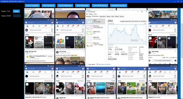 Phát hiện Group kín Facebook chuyên bán tool tự tương tác: Cày hàng trăm smartphone cùng lúc, lợi nhuận trăm triệu là dễ dàng - Ảnh 2.