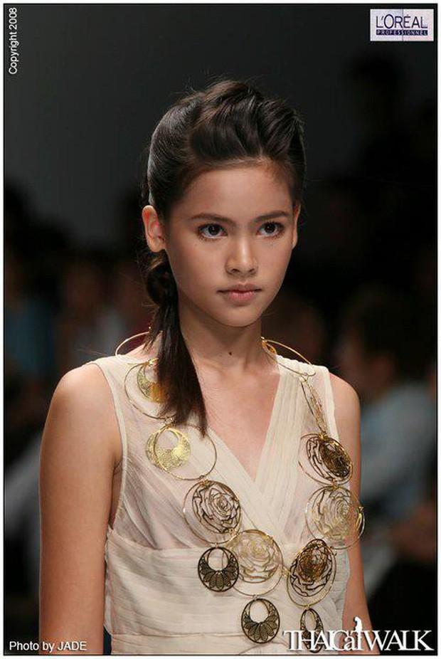 Top sao nữ đẹp từ trong trứng nước của showbiz Thái: Dàn mỹ nhân lai xuất sắc, Nira Chiếc lá bay chưa phải là nhất! - Ảnh 16.
