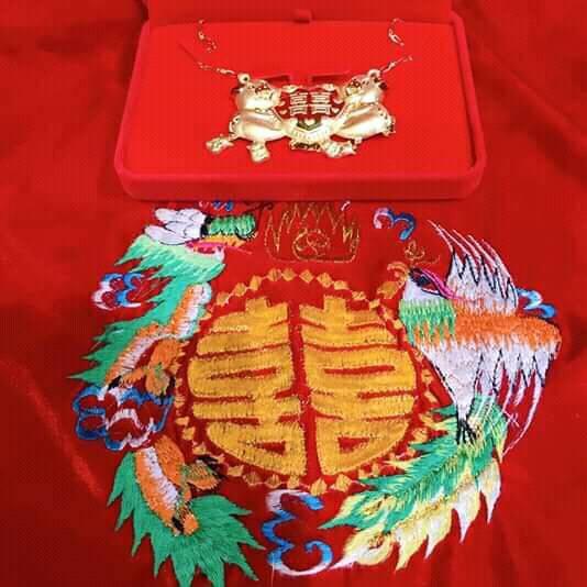 Đông Nhi, Ông Cao Thắng khoe quà cưới sau khi bị bắt gặp chụp hình cưới tại Úc - Ảnh 3.