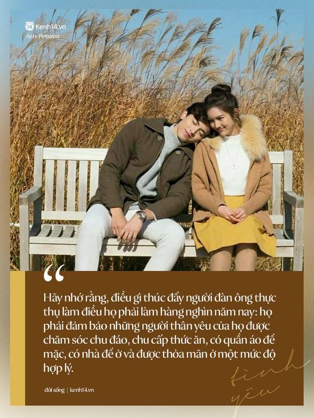 Bí quyết tìm chồng: 3 chữ P để tạo nên một người đàn ông sẽ mang đến hạnh phúc cho bạn - Ảnh 3.