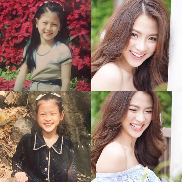 Top sao nữ đẹp từ trong trứng nước của showbiz Thái: Dàn mỹ nhân lai xuất sắc, Nira Chiếc lá bay chưa phải là nhất! - Ảnh 5.