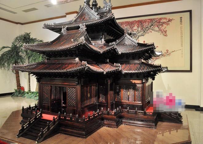 Tài sản khủng của vợ Đường Tăng: Sở hữu hơn 160.000 tỷ đồng, bảo tàng gỗ tử đàn lớn nhất thế giới - Ảnh 7.