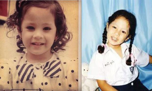Top sao nữ đẹp từ trong trứng nước của showbiz Thái: Dàn mỹ nhân lai xuất sắc, Nira Chiếc lá bay chưa phải là nhất! - Ảnh 51.