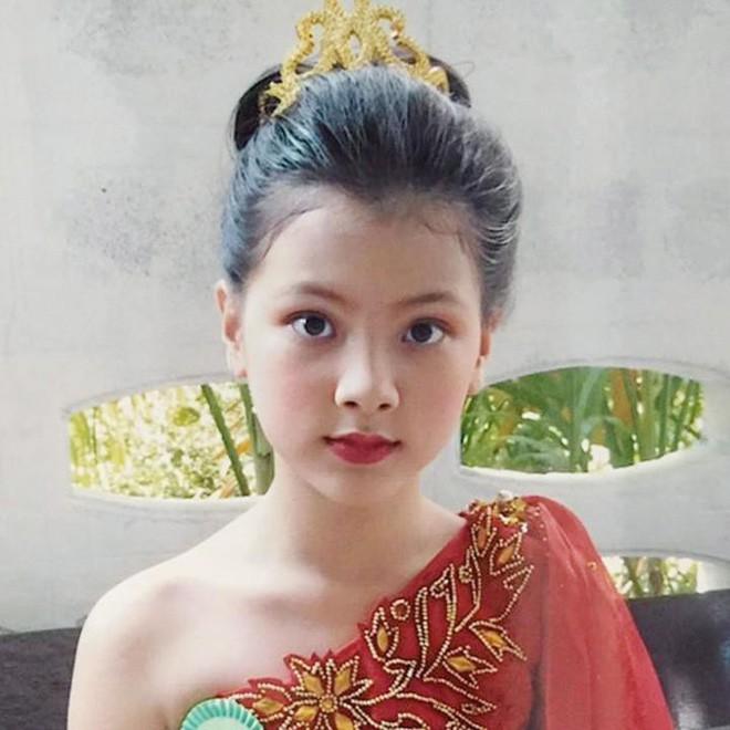 Top sao nữ đẹp từ trong trứng nước của showbiz Thái: Dàn mỹ nhân lai xuất sắc, Nira Chiếc lá bay chưa phải là nhất! - Ảnh 7.