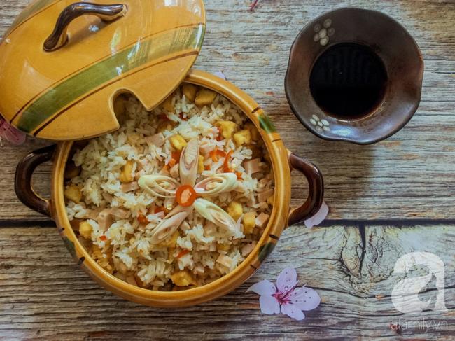 Rằm tháng 7, mẹ đảm Sài Gòn sửa soạn mâm cơm chay ngon đẹp hết cỡ ai nhìn thấy cũng phải xuýt xoa - Ảnh 7.
