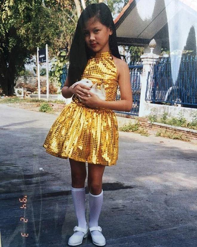Top sao nữ đẹp từ trong trứng nước của showbiz Thái: Dàn mỹ nhân lai xuất sắc, Nira Chiếc lá bay chưa phải là nhất! - Ảnh 8.