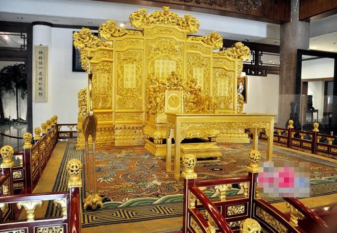 Tài sản khủng của vợ Đường Tăng: Sở hữu hơn 160.000 tỷ đồng, bảo tàng gỗ tử đàn lớn nhất thế giới - Ảnh 9.